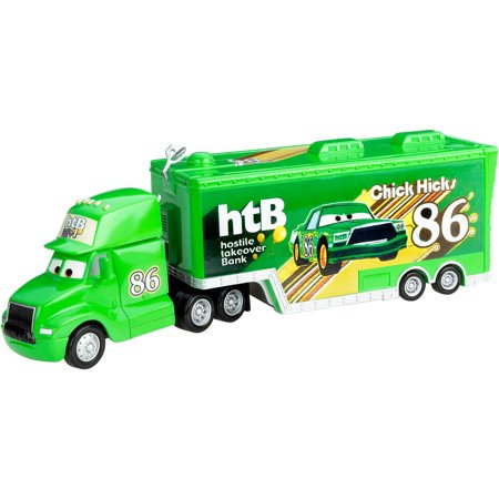 Disney/Pixar Cars Chick Hicks Hauler