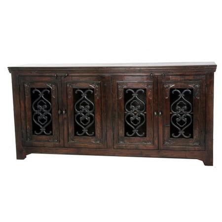 Moti Furniture Durango Jali Sideboard