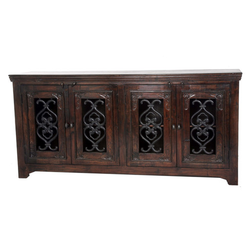 MOTI Furniture Durango Jali Sideboard