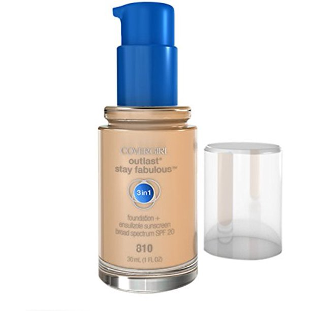Covergirl Outlast All-Day Stay Fabulous 3 in 1 Foundation