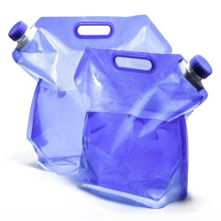 5 litre Expandable Water Carrier BL &
