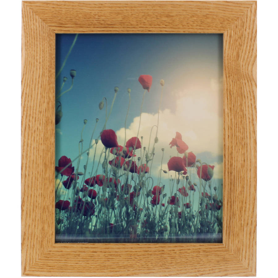Gallery Solutions Natural Wood Wall Frame by Generic