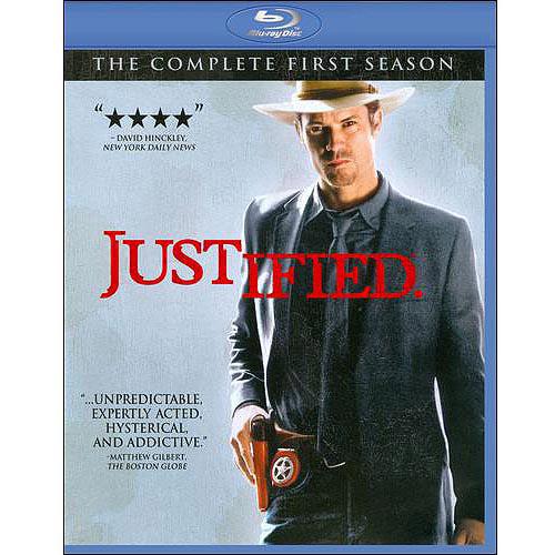 Justified: Season One (Blu-ray) (Widescreen)