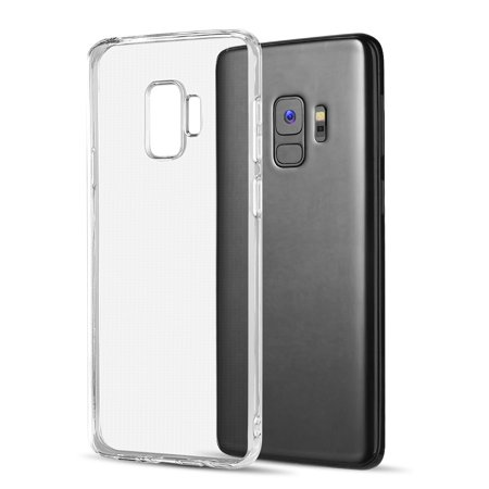 quality design 509ea e8c89 [Samsung Galaxy S9] Redshield Crystal Clear Back Bumper Case with Flexible  Border [Will Not Fit S9 PLUS Models] [CLEAR]