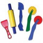 ChenilleKraft Clay Dough Tool Set - 5 per pack