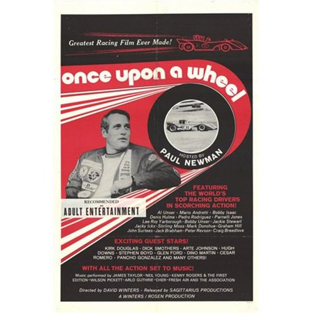 Posterazzi MOV249445 Once Upon a Wheel Movie Poster - 11 x 17 in. - image 1 of 1