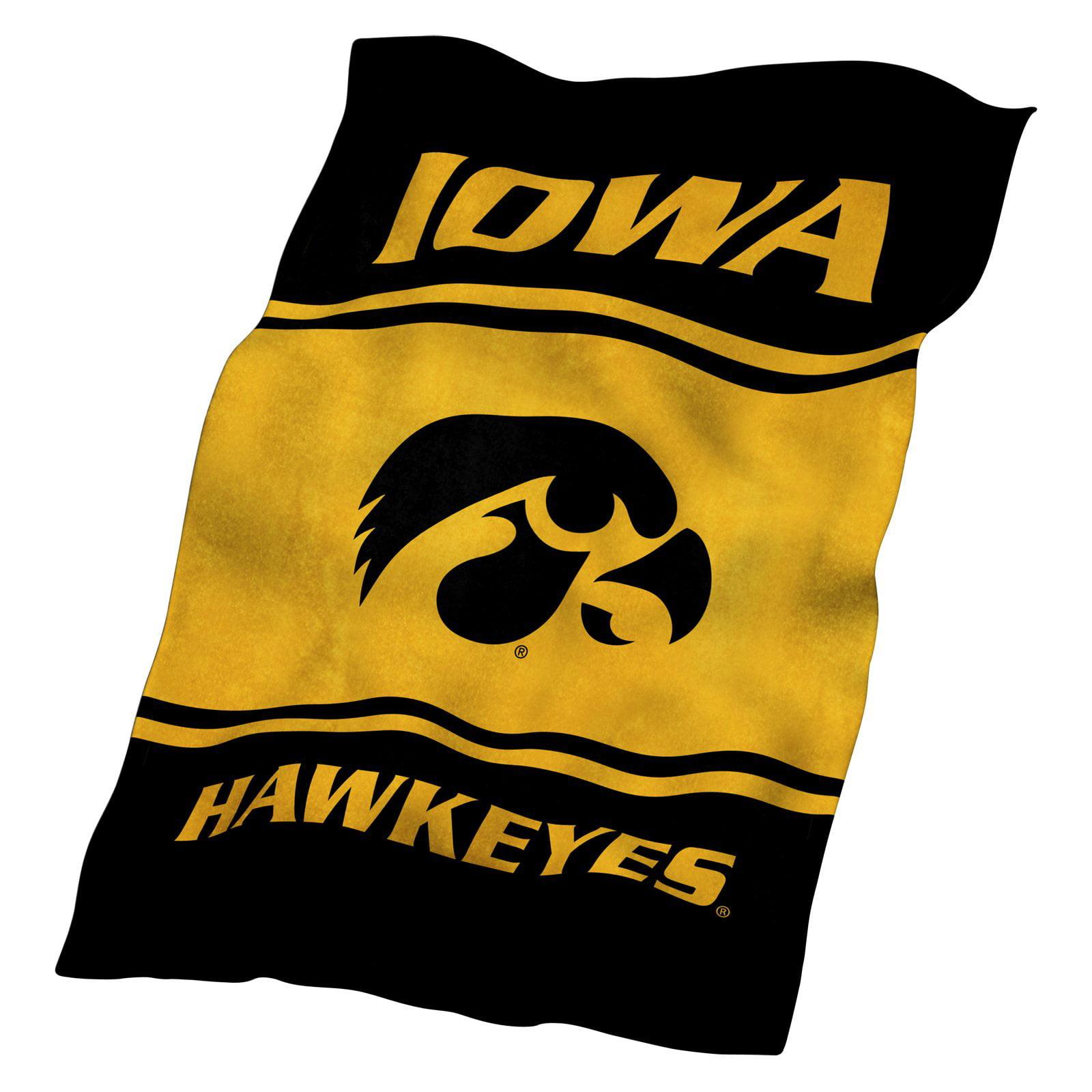 Iowa Hawkeyes UltraSoft Blanket
