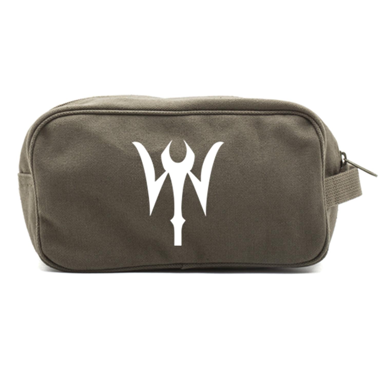 Doctor Strange Symbol Heavyweight Canvas Messenger Shoulder Bag