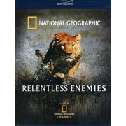 National Geographic Relentless Enemies Blu-Ray by WARNER HOME ENTERTAINMENT