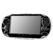 Insten Snap-on Crystal Case for Sony PlayStation PS Vita, Clear