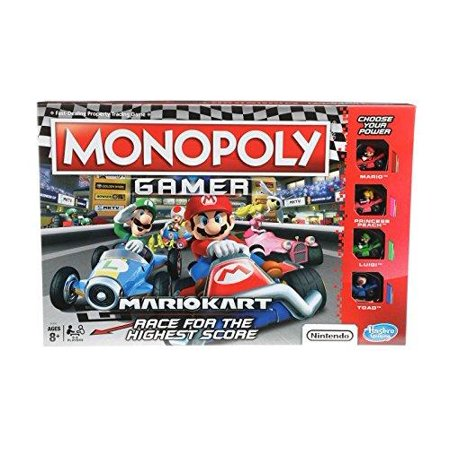 Monopoly Gamer Mario Kart](Game Mario Halloween)