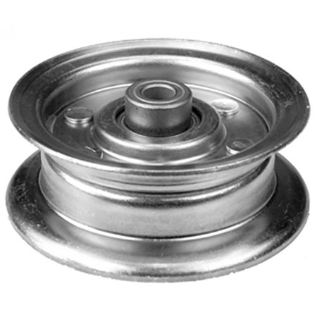 Craftsman Riding Mower - Sears Craftsman Riding Mower Flat Idler Pulley Replaces 532177968