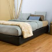 Allan Andrews Queen-size Black Platform Bed Kit