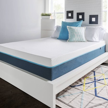 homedics 12 memory foam mattress HoMedics 12