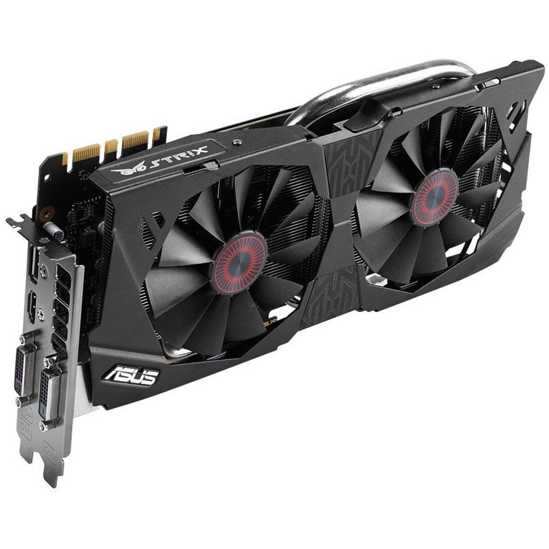 Asus Strix GeForce GTX 970 4GB GDDR5 Graphics Card