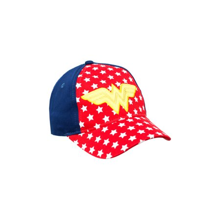 Wonder Woman Baby Toddler Girl Baseball Hat - Hot Superhero Girls