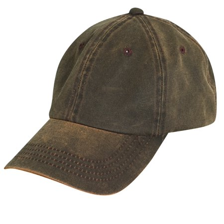 DPC Outdoor Design Weathered Cotton UPF 50 Adjustable Baseball Hat