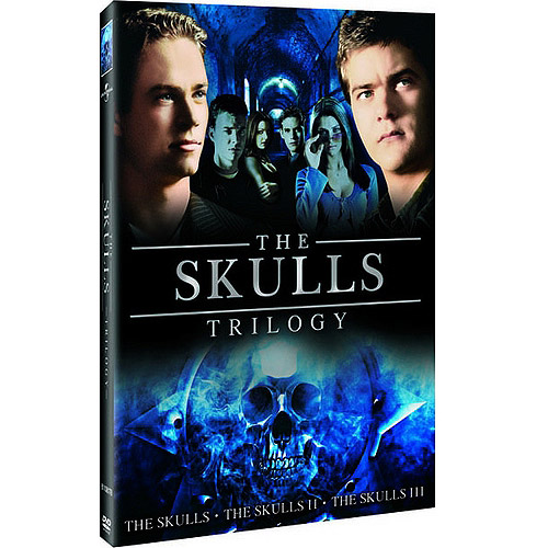 The Skulls Trilogy (Anamorphic Widescreen)