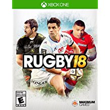 England Rugby Six Nations - Rugby 18(Xbox One)