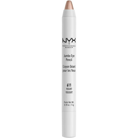 3 Pack - NYX Professional Makeup Jumbo Eye Pencil, Yogurt 0.18 oz