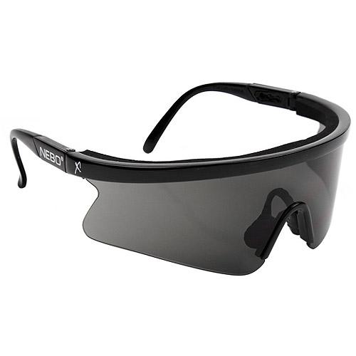 Nebo Tools X-Lens Smoke Anti-Fog Glasses