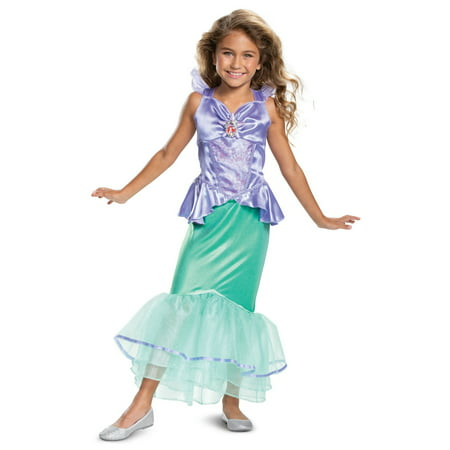 Halloween Ariel Classic Toddler Costume (Toddler Ariel)