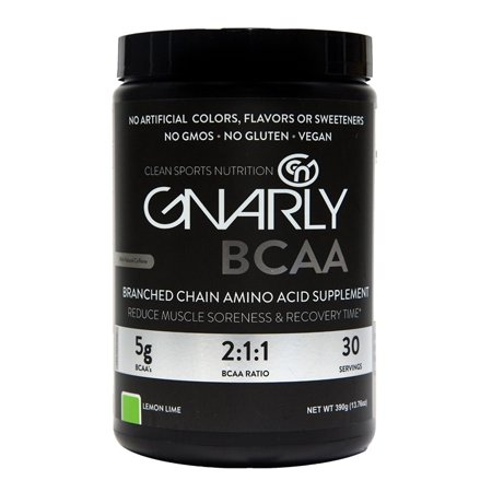 Gnarly Bcaa Workout Supplement All Natural Muscle Recovery