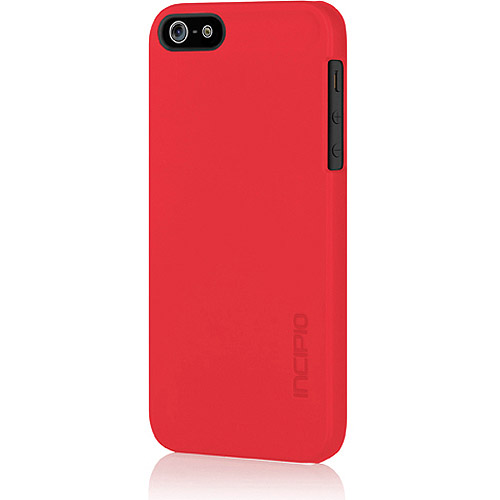 Incipio Feather Snap-On Case for iPhone SE 5 5S Red *IPH-810