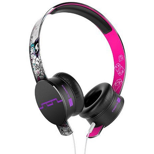 SOL REPUBLIC 1298-02 Tokidoki Tracks HD On-Ear Headphones