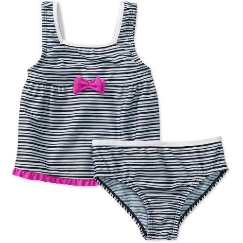Child of Mine by Carters Newborn Girls' 2-Piece Tankini Swimsuit