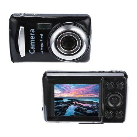 Tuscom 2.4HD Screen Digital Camera 16MP Anti-Shake Face Detection Camcorder Blank