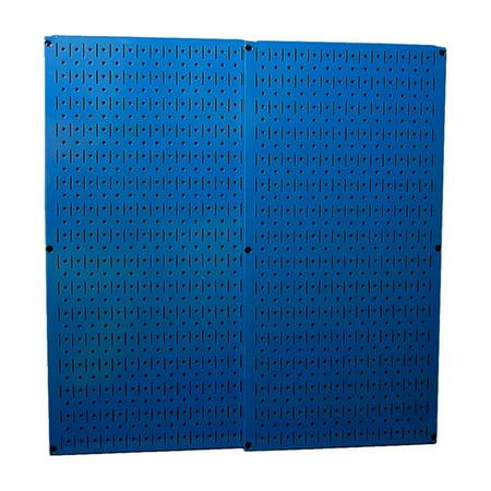 - Wall Control Metal Tool Pegboard - Pack of 2