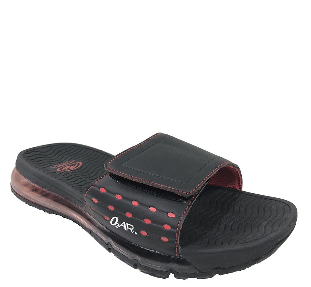 Athletic Works Men's O2Air Slide Sandal