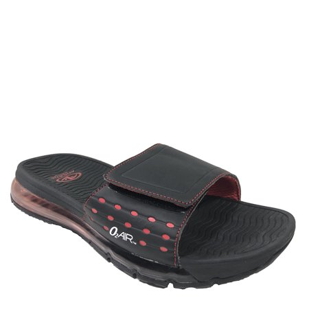 Athletic Works Men's O2Air Slide Sandal ()