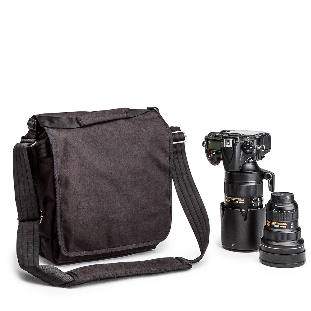 Think Tank Photo Retrospective 20 Tall Shoulder Bag - Black (Demo)