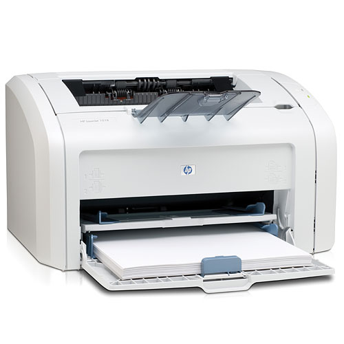 Image of HP Refurbish LaserJet 1018 Laser Printer (CB419A) - Seller Refurb