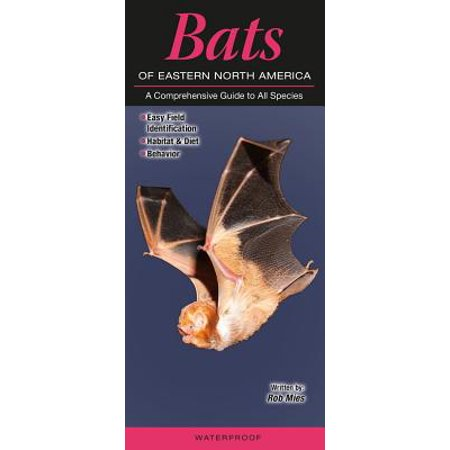 (Bats of Eastern North America : A Comprehensive Guide to All Species)