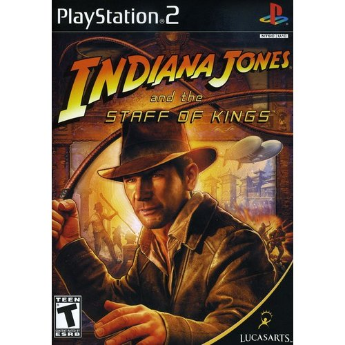 Indiana Jones and the Staff of Kings (PS2)