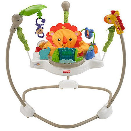 e0efde2e0090 Fisher-Price Rainforest Friends Jumperoo - Walmart.com