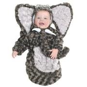 Grey Elephant Plush Bunting Baby Animal Infant Halloween Costume-Inft