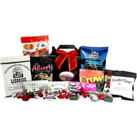 Licorice Lovers Gift Box