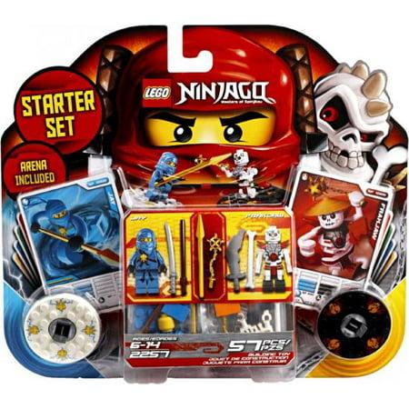 LEGO Ninjago, Spinjitzu Starter Set