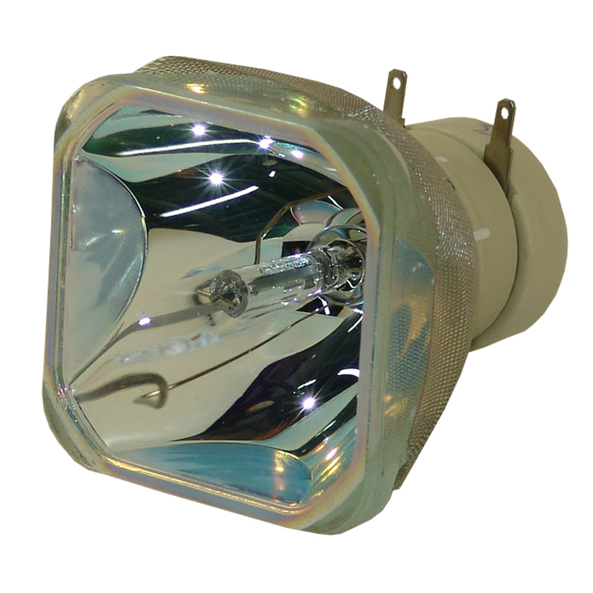 Original Philips Projector Lamp Replacement with Housing for Hitachi HCP-Q65 - image 5 of 5