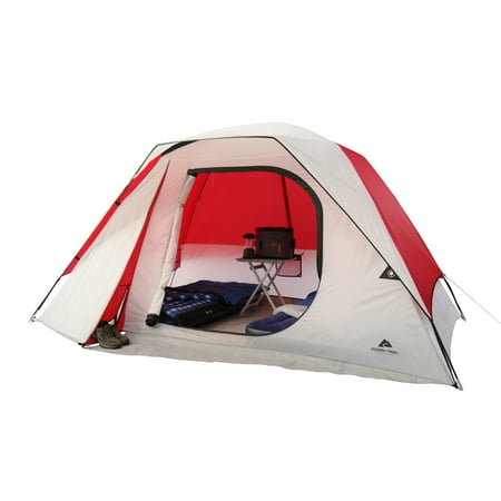Ozark Trail 6 Person Dome Camping Tent (Tent Package)