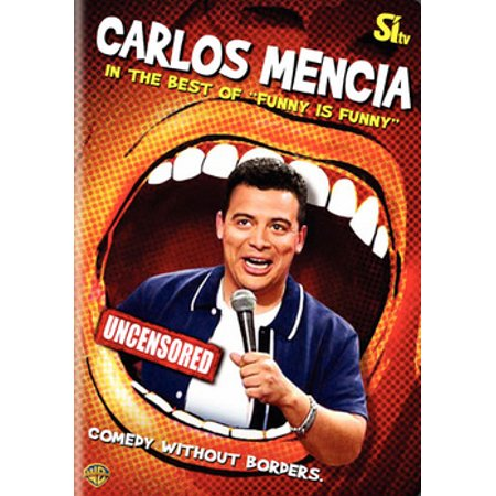 Carlos Mencia: The Best of Funny Is Funny (DVD)