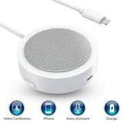 Best Wifi Speakers - CuDock Home Portable Speaker Wifi Speaker Small Computer Review