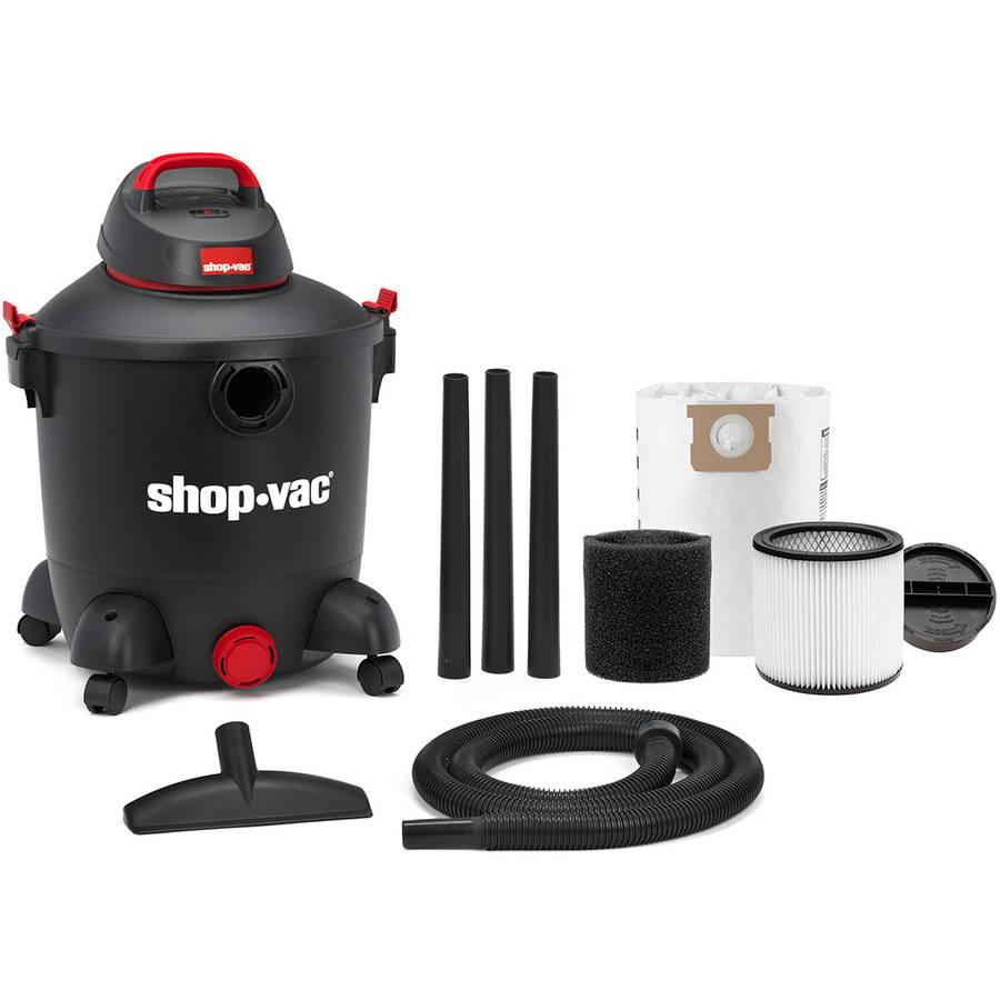 Shop-Vac 12 gal 5.0 Peak Hp wet/dry vac 5982227