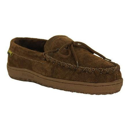 Old Friend Footwear Women's Brown Loafer Moccasin 481166-L