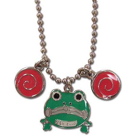 Necklace - Naruto Shippuden - New Frog Purse Toys Anime Toys ge7822 ()
