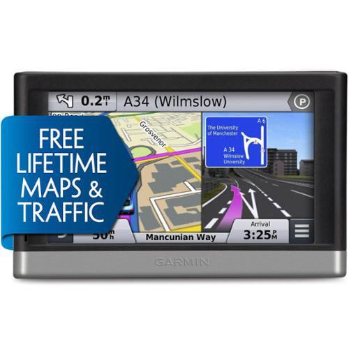 "Refurbished Garmin Nüvi 2597 LMT 5"" GPS Navigation System w/ Lifetime Maps & Traffic Updates"